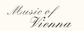 Classical music of Vienna - purchase concert tickets online